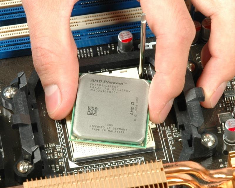 Замена и ремонт процессора компьютера в Нижнем Новгороде